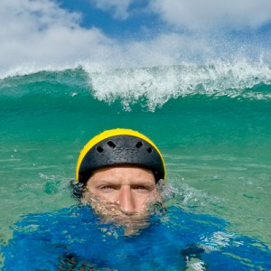 Portrait Miha Godec surf photographer